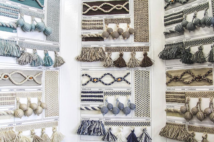 Learn the best way to apply trims to your interior design