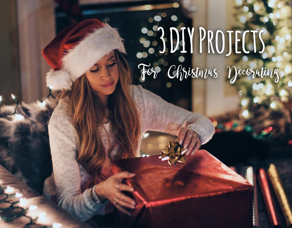 3 DIY Projects for Christmas with Fabric Depot & Supply