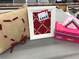 Valentine's Day Projects with Fabric Depot & Supply